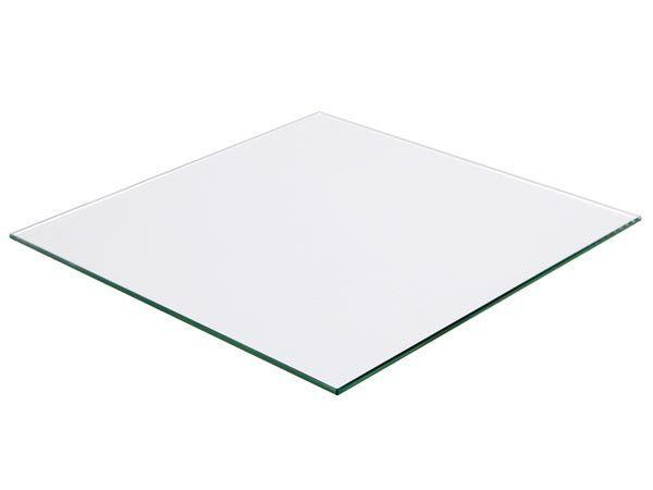 panneau en verre pour imprimante 3d (240 x 215 x 4 mm)
