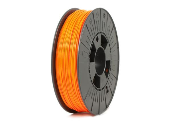 filament pla 1.75 mm - orange - 750 g