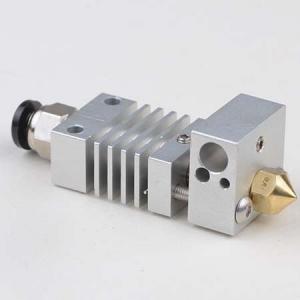 kit tête d'impression de rechange pour creality cr-10 0.4mm/1.75mm