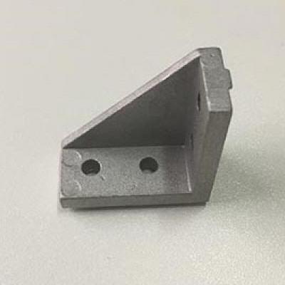 coin aluminium pour profilé v-slot 2020 2040 double 4 trous openbuild