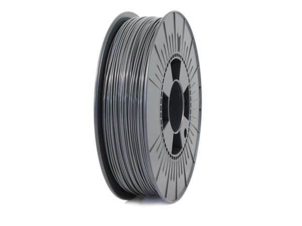 filament pla 1.75 mm - gris foncé - 750 g