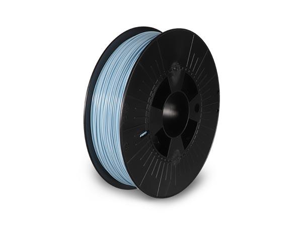 filament pla 1.75 mm - bleu pastel - 750 g