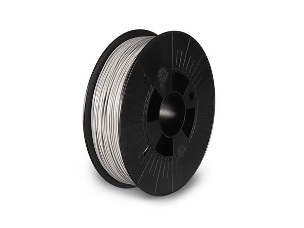 filament pla 1.75 mm - gris clair - 750 g