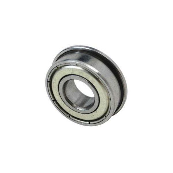 roulement à bille f608zz avec rebord(flanged ball bearing)