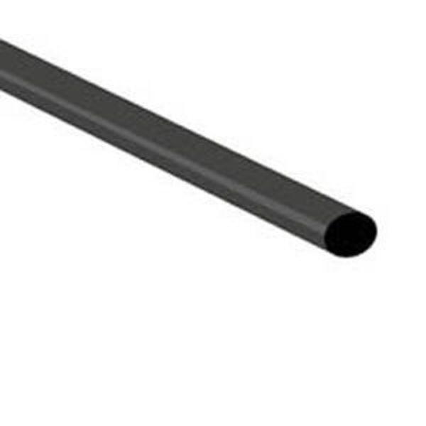 1,2m gaine thermorétractables diamètre 4.8mm