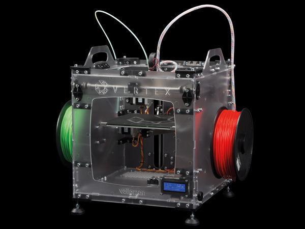 imprimante 3d k8400 vertex 1 tête buse 0.35/1.75