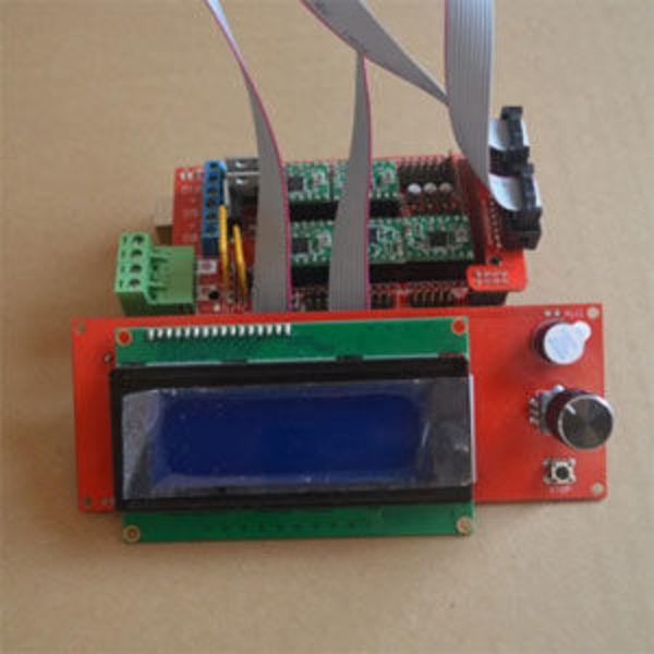 ramps lcd2004 avec lecteur sd socket