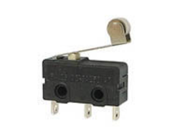microrupteur 5a levier avec roulette, capteur end stop