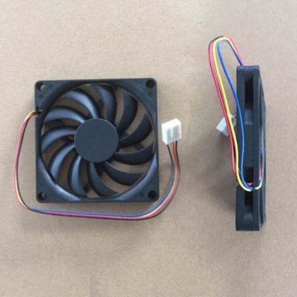 ventilateur pour tête 8x8x1cm 12v 0.14a