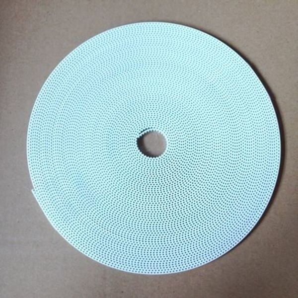 courroie t2.5 6mm de large 2.5mm/pas au metre