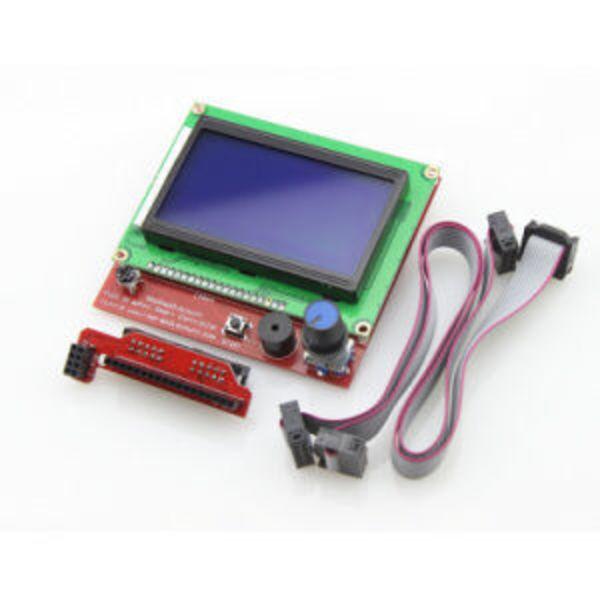 ecran lcd12864 graphique avec lecteur sd pour ramps