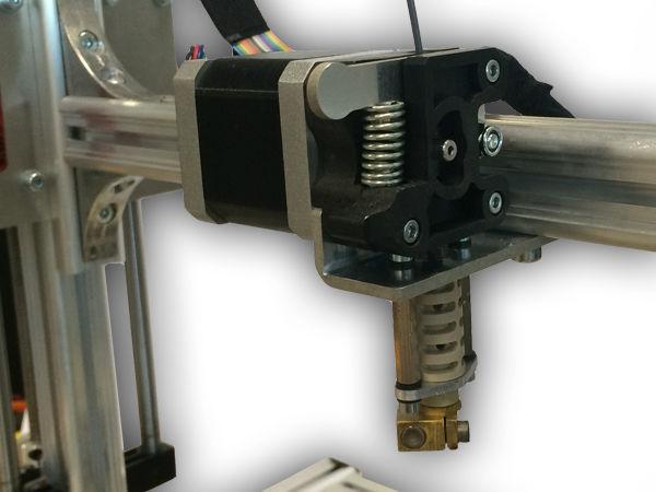 extrudeur en direct drive buse 0.35mm pour k8200