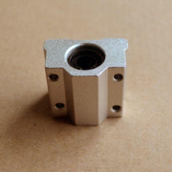 glissière diamètre 8mm  avec roulement intégré