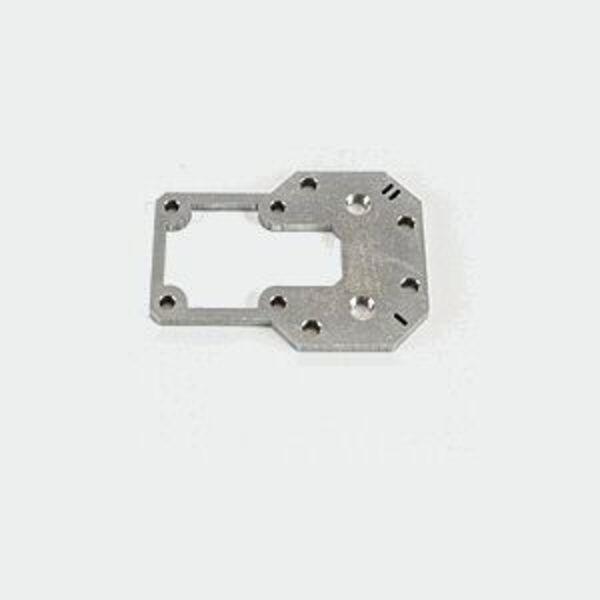 plaque métallique de montage d'extrudeur k8400