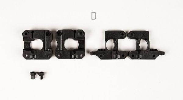 pièces plastiques d'extrudeur k8400