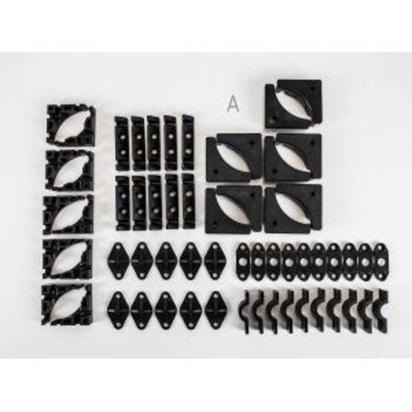 pièce en plastique hqp k8400