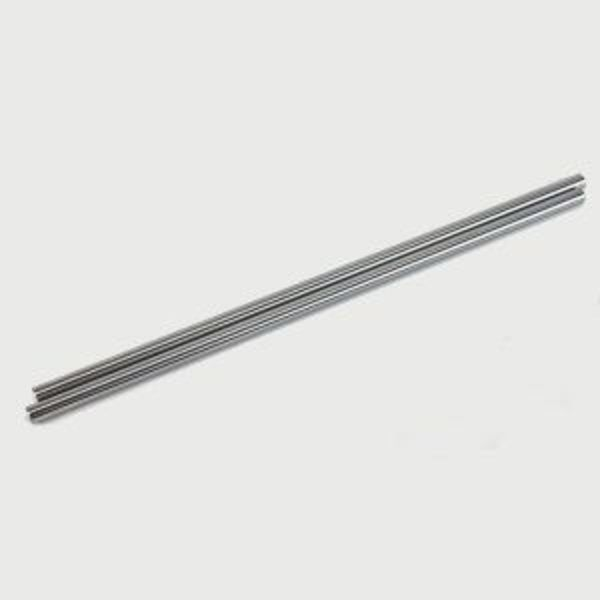 1x tige inox lisse diametre 10mm longueur 35cm k8400