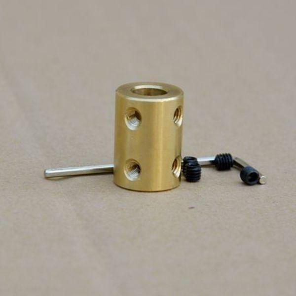 coupleur 5mm vers m8(8mm) + vis rigide