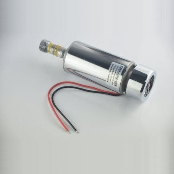 moteur broche de fraisage 12-48v 300w cnc