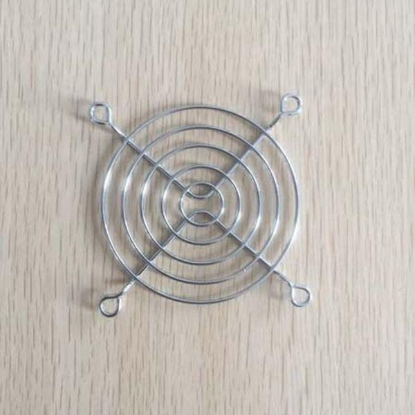 protection de ventilateur pour tête 8cm x 8cm