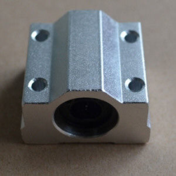 glissière diamètre 12mm  avec roulement intégré