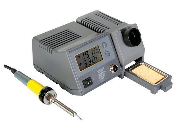 station de soudage pro céramique avec lcd - 48 w - 150-450 °c