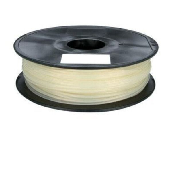 filament elastic 1.75 mm - naturel - 0.5 kg velleman