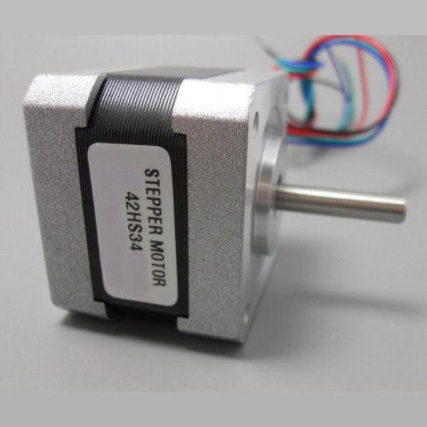 moteur pas à pas nema 17 34mm 0.84a pour imprimante 3d