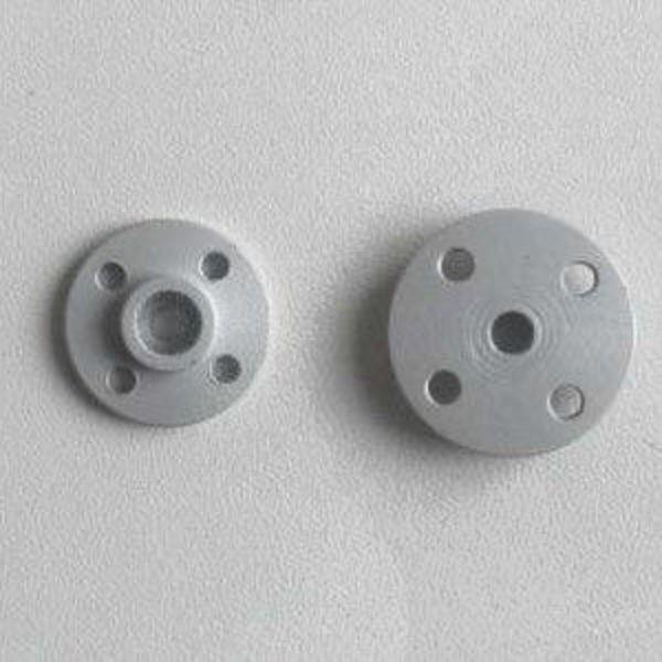 palonnier métallique rond alu 20mm 25 dents