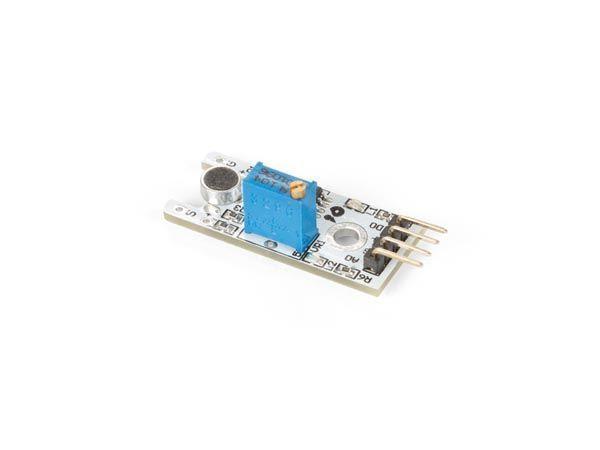 microphone capteur sonore compatible arduino®