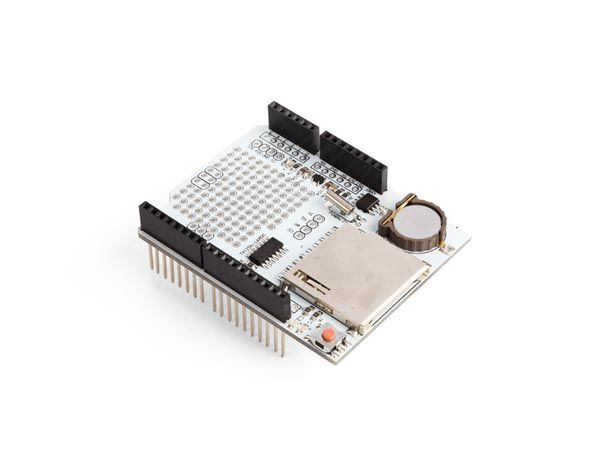 module d'enregistrement de données compatible avec arduino®
