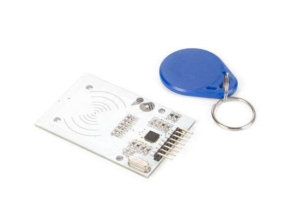 module de lecture et d'écriture rfid compatible arduino®