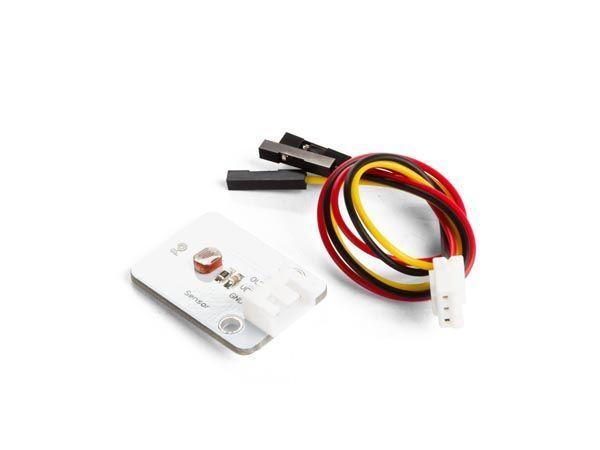 module capteur photosensible avec câble plat 3 broches compatible arduino®