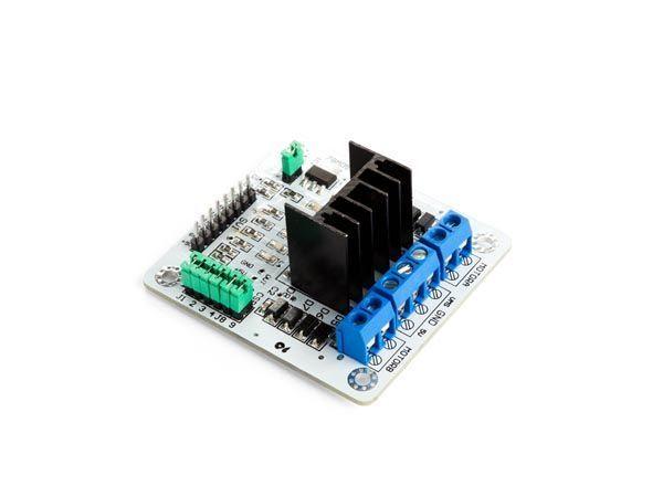 module double contrôleur dc pas à pas l298n
