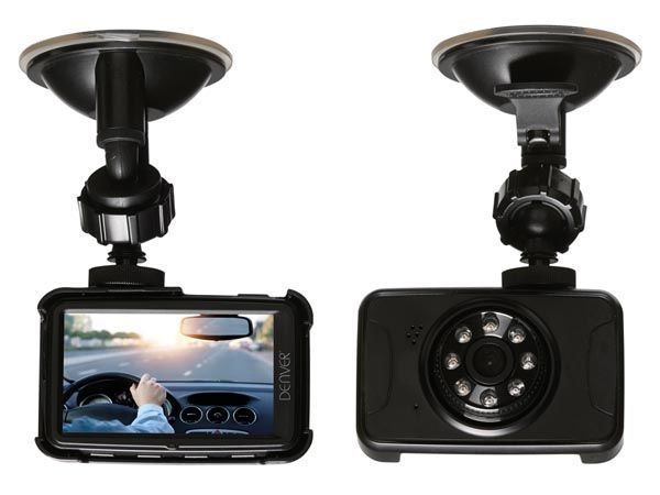 caméra enregistreuse pour voiture lcd 2.7