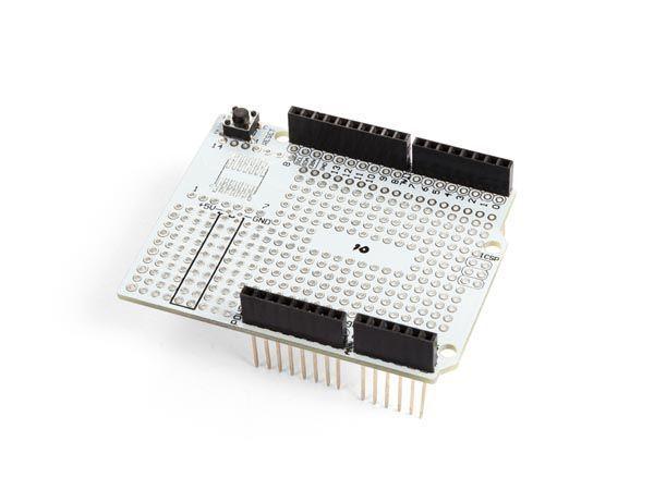 carte d'extension pour arduino® uno r3 - compatible avec arduino®