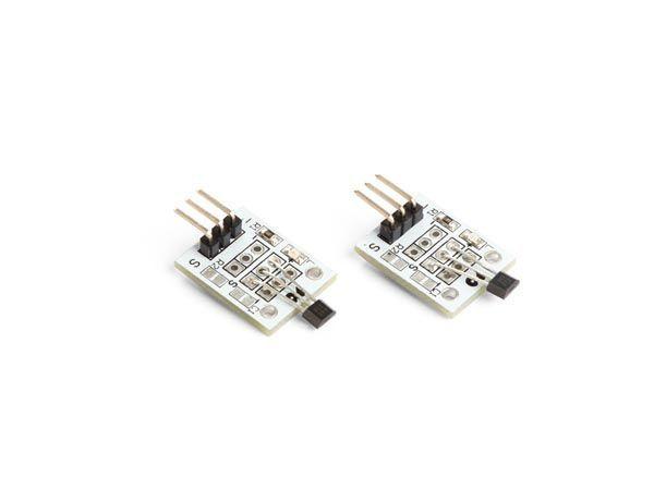 module de capteur d'effet hall (holzer) compatible arduino® (2 pcs)
