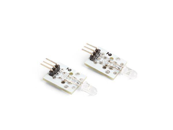 module de transmission infrarouge compatible arduino® (2 pcs)