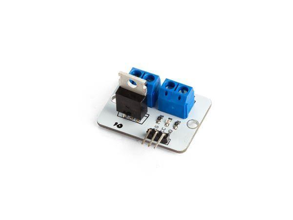 module de pilotage mos compatible arduino®