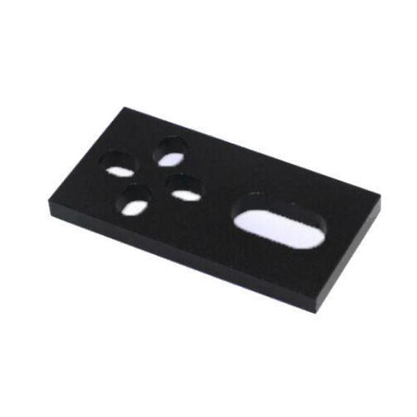 plaque pour micro switch de fin de course openbuilds