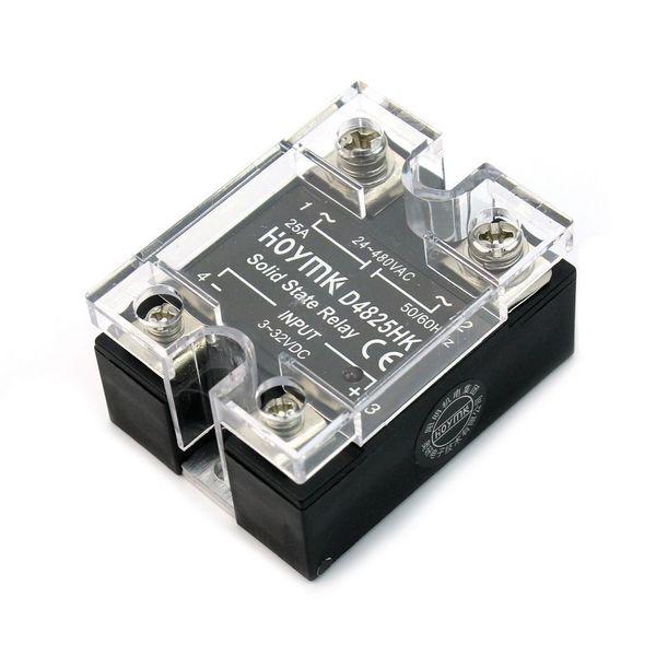 relais 25a dc/dc powerexpander, commande de plateau chauffant