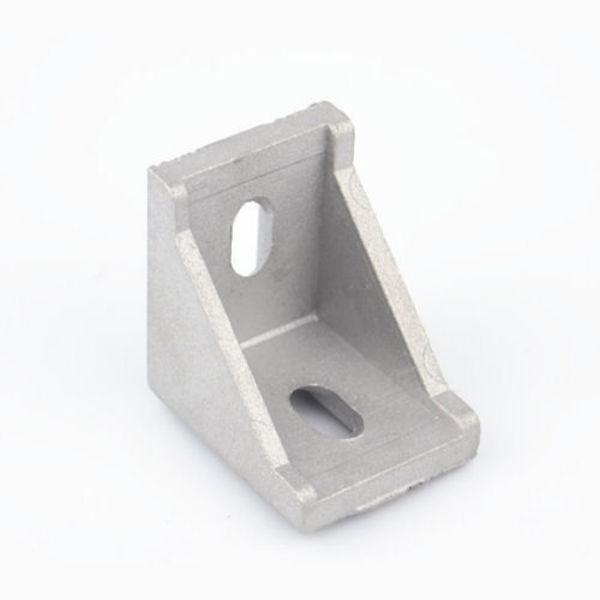 coin aluminium pour profilé v-slot 2020