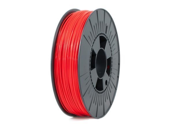 filament pla 1.75 mm - rouge - 750 g