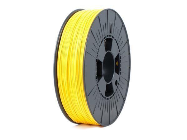 filament pla 1.75 mm - jaune - 750 g