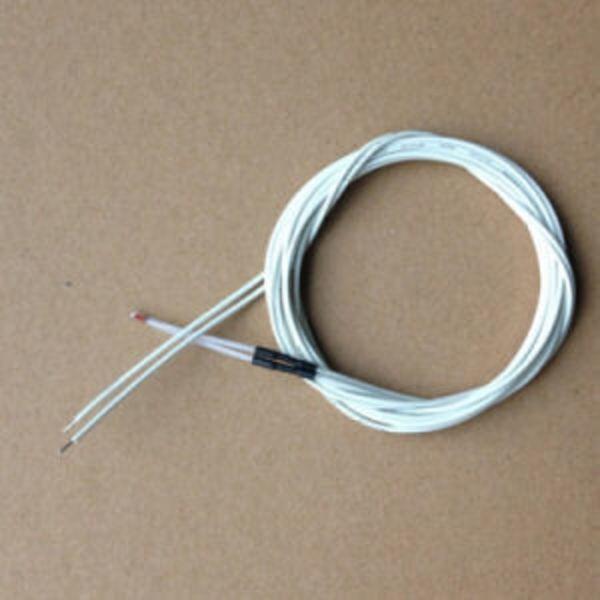 capteur thermique 100k cablé téflon 1m ntc