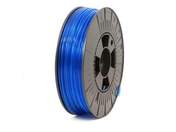 filament pla 2.85 mm - bleu - 750 g