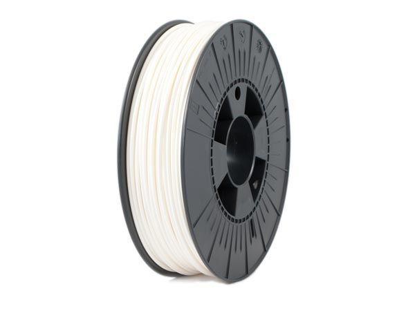 filament pla 2.85 mm - blanc - 750 g