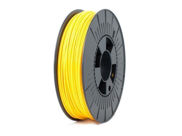 filament pla 2.85 mm - jaune - 750 g