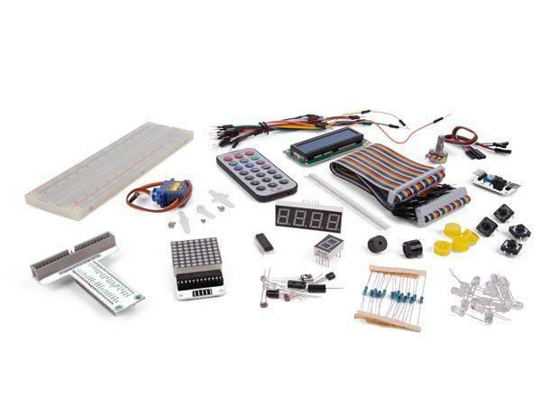 kit d'expérimentation raspberry pi®