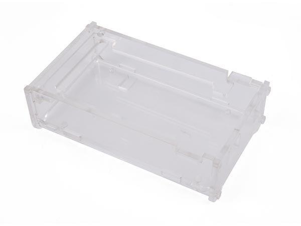 boîtier transparent pour arduino® mega 2560r3